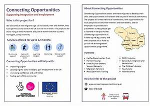 Connecting Opportunities : Migration Yorkshire