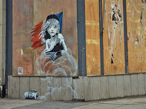 Banksy's Latest Work Covered for Protection - artnet News