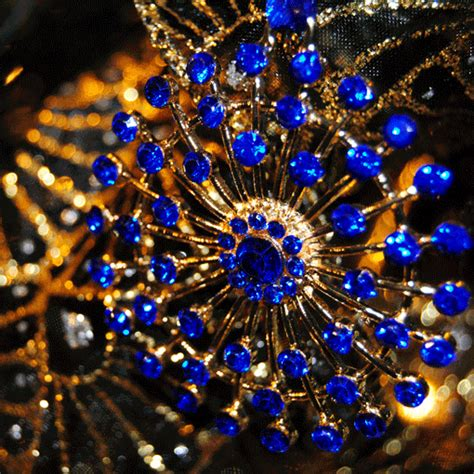 blue navy royal baby ice blue christmas decorations