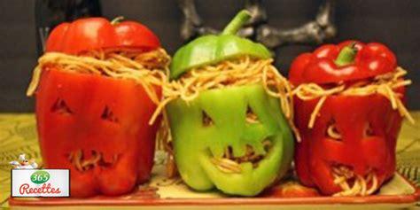 recette spaghetti dhalloween