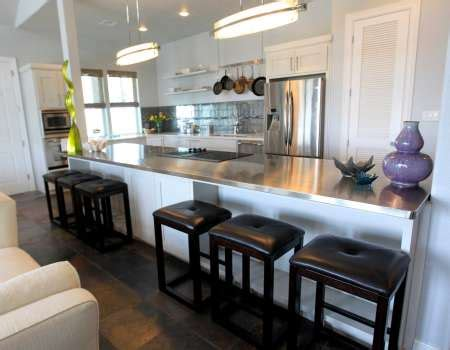 12 foot kitchen island tiki island home is a palace houston chronicle 3800