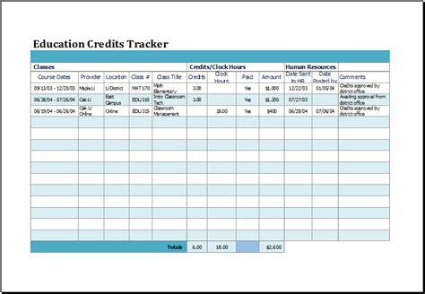 customizable tracker templates  excel document hub