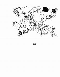 John Deere Js46 Lawn Mower Parts Diagram
