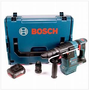 Bosch Pro 18v : new bosch gbh 18v 26 f rotary hammer new pro ~ Carolinahurricanesstore.com Idées de Décoration