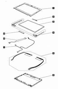 Lcd Service Parts - Thinkpad T430  T430i