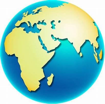 Africa Globe Clip Map Illustration Freeimageslive