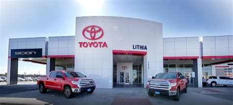 Lithia Toyota Abilene by Why Buy From Lithia Toyota Of Abilene Abilene Toyota