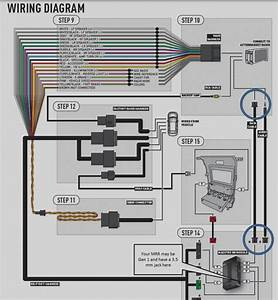 Stereo Wiring Harness Diagram