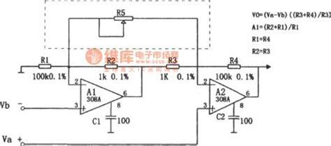 Integrated Amplifier For High Input Impedance Circuit