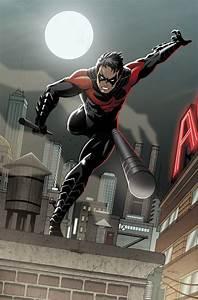 New 52 Nightwing by Ian-Navarro on DeviantArt