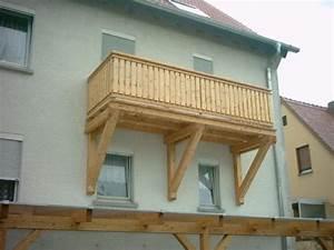 Holz Für Balkongeländer : balkonbau und balkongel nder auburger holz anbaubalkone ~ Lizthompson.info Haus und Dekorationen