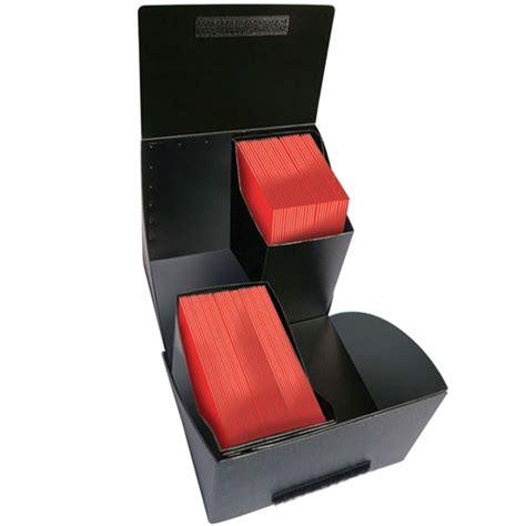 dual edh deck box commander deck boxes magic general magic fundamentals