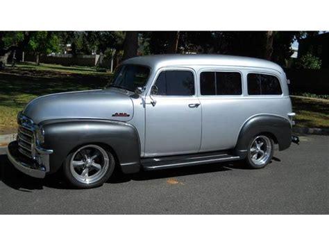 1955 To 1957 Gmc Suburban For Sale On Classiccars.com