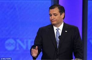 Ted Cruz's face is hard to warm to due to his smile (or ...