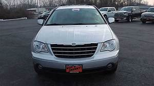 2008 Chrysler Pacifica Touring Suv Silver For Sale Dealer