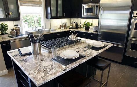 kitchen white granite countertops with