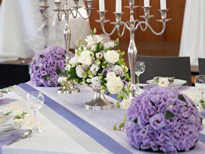 Blumen Hochzeit Dekorationsideenmoderne Hochzeit Blumendekoration by Blumendeko F 252 R Die Hochzeit Die Richtigen Blumen Und