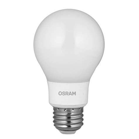 sylvania led light bulbs shop sylvania 40 w equivalent dimmable soft white a19 led