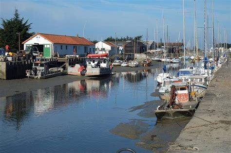 les ports de noirmoutier tourisme noirmoutier sejour ile de noimoutier vacances vendee