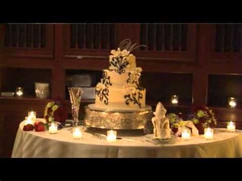 decorate wedding cake tables youtube