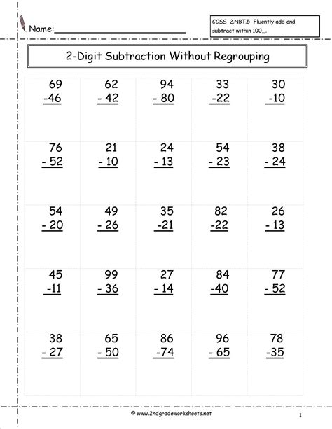 18 Best Images Of Threedigit Addition And Subtraction Worksheets With And Without Regrouping