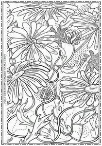 Adult Lotus Coloring Pages Free