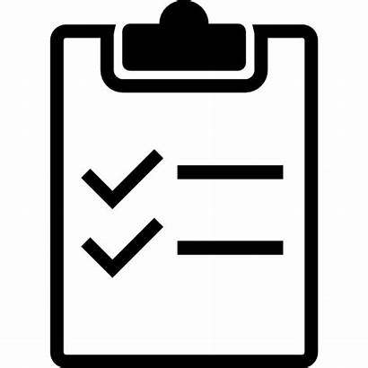 Icon Clipboard Checks Lists Variant Icons Graphic