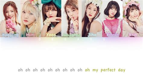 girl perfect day color coded hanromeng lyrics