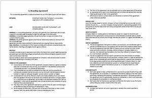 famous private agreement template gallery example resume With white label agreement template