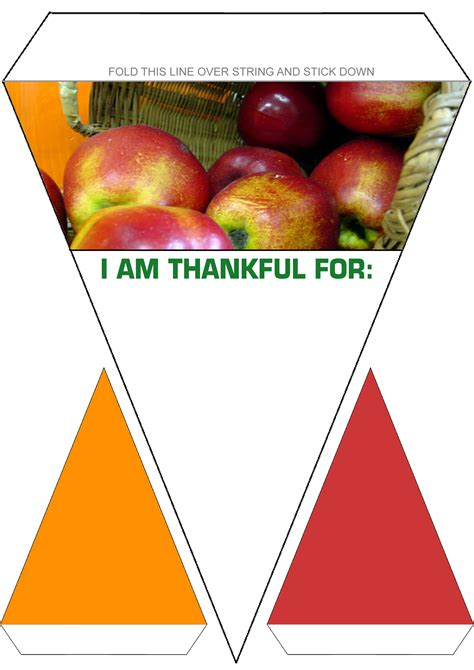 thanksgiving bunting rooftop post printables
