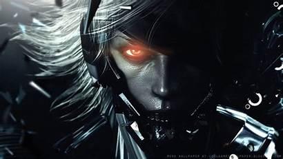 Gear Metal Rising Revengeance Wallpapers Cool