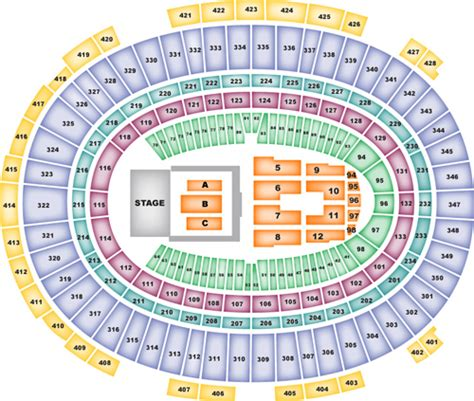 square garden concert seating chart msg event tickets buy square garden tickets