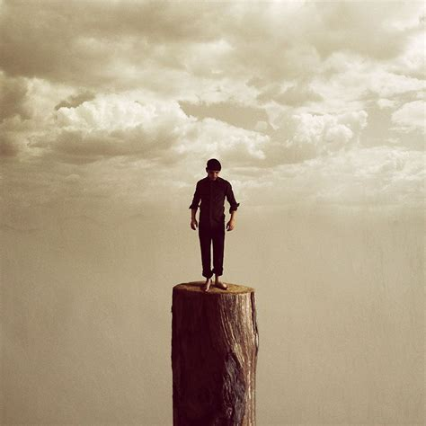 achraf baznani surreal photography minimalist