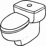 Toilet Flush Vector Clip Clipart Sanitario Cartoons Toilettes Illustrations Toilette Chasse Eau Enrasado Artista Imagenes Immagini Descargar Imagen Aehnliche Kuenstler sketch template