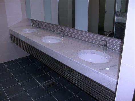 Restroom Vanities Master Bathroom Corner Vanity Two Sink