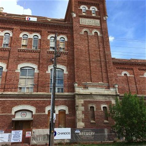 Mixed use development recreates Edmonton Brewery District
