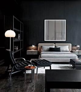 60 men39s bedroom ideas masculine interior design inspiration With interior design male bedroom