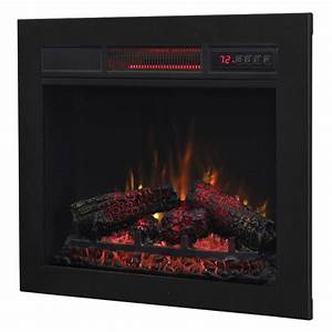 Classicflame 23 in infrared fireplace insert flush mount for 3 benefits of choosing modern electric fireplace