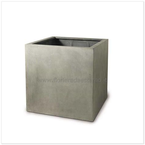 argilla per vasi vasi moderni 43910613 in fibra argilla vasi quadrati