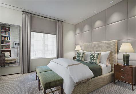 bedroom bath designs  eric cohler design  york