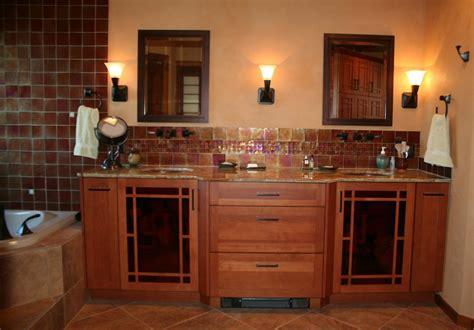 craftsman style bathroom cabinets mission style bathroom craftsman bathroom cabinets tsc