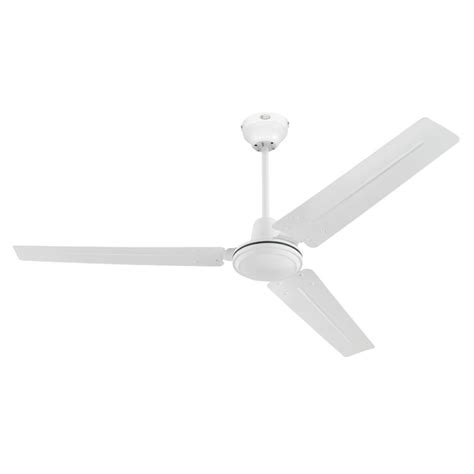 3 blade vs 5 blade ceiling fan westinghouse 7812700 white industrial 56 quot 3 blade hanging