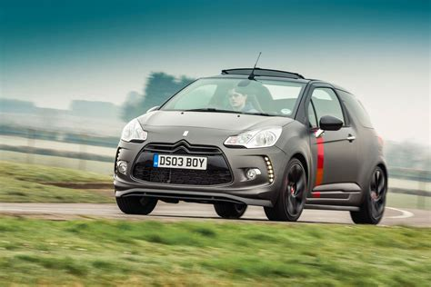 Citroen Prices Ds3 Cabrio Racing In Britain, Limits