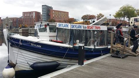 Charter Boat Liverpool by Skylark Dock Cruise Charter See Al The 7 Docks Incl Albert