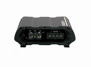 Kicker Cx600 1 Car Audio Class D Mono 600w Amp Package