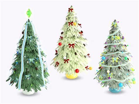 sim man123 s christmas tree 2011