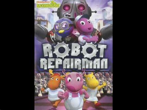 canciones de backyardigans los robots enloquesen parte