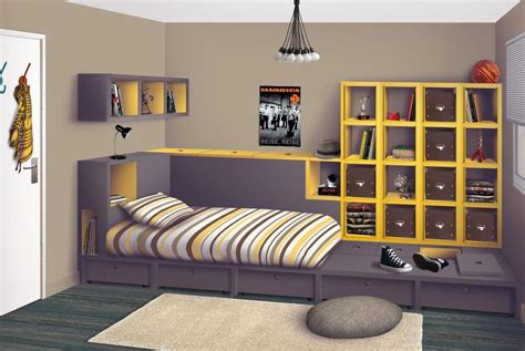 model chambre modèle déco chambre ado deco chambre ados ado et deco