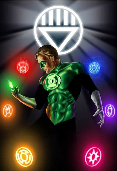 hal the best green lantern and all of the lantern corps jokers playpen