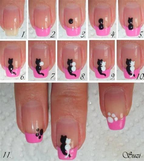 fun  easy nail art tutorials